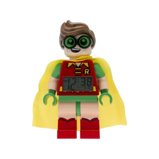 LEGO hodiny s budíkem - Batman Movie Robin