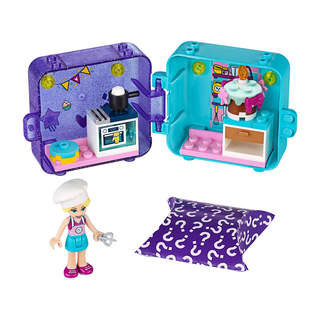 LEGO Friends - Herní boxík: Stephanie