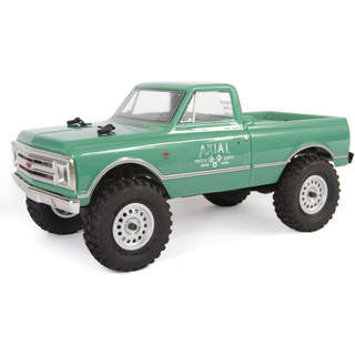 Axial SCX24 Chevrolet C10 1967 1:24 4WD RTR zelený
