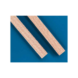 Krick Lišta mahagon sapelli 2x6mm 1m (10)