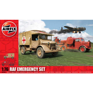 Airfix diorama RAF Emergency (1:76) (set)