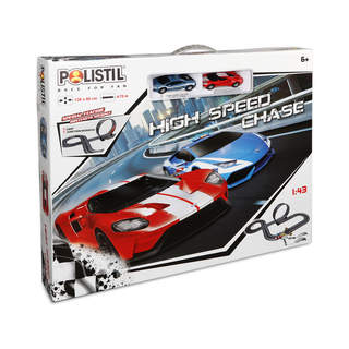 Polistil Autodráha 1:43 High Speed Chase