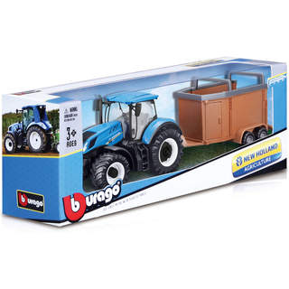 Bburago New Holland T7.315 (sada 12ks)