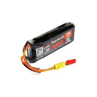 Dynamite LiPo Reaction2 Rx 7.4V 2000mAh 5C