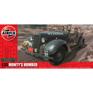 Airfix Monty's Humber Snipe Staff Car (1:32)