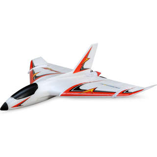 E-flite Delta Ray One 0.5m SAFE BNF Basic