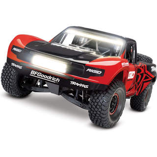 Traxxas Unlimited Desert Racer 1:8 TQi RTR s LED Rigid