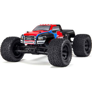 Arrma Granite Voltage Mega 1:10 2WD RTR červená