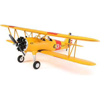 E-flite PT-17 1.1m SAFE Select BNF Basic