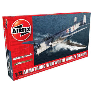 Airfix Armstrong Whitworth Whitley GR.Mk.VII (1:72)
