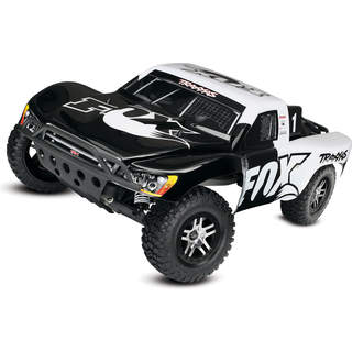 Traxxas Slash 1:10 VXL TQi RTR Fox