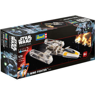Revell EasyKit SW - Y-Wing Fighter (1:72)