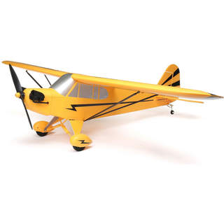 E-flite Clipped Wing Cub 1.2m SAFE Select BNF Basic
