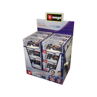 Bburago Infiniti Red Bull Racing RB9 1:43 sada 24ks