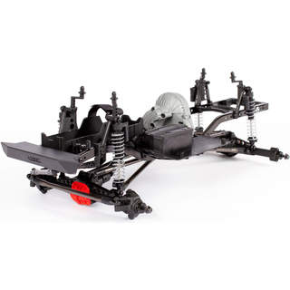 Axial SCX10 II 1:10 Raw Builders Kit