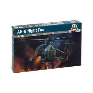 Italeri Boeing AH-6 Night Fox (1:72)