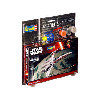 Revell SW - X-wing Fighter (1:112) sada
